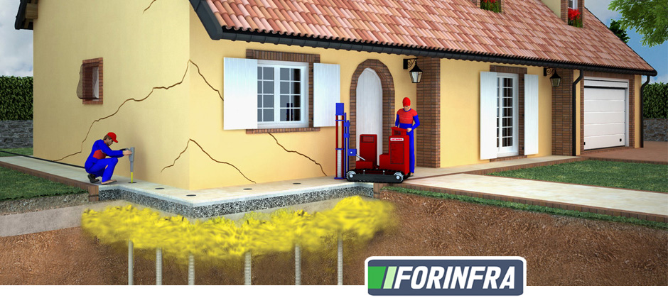 bâtiment sinistré-Forinfra